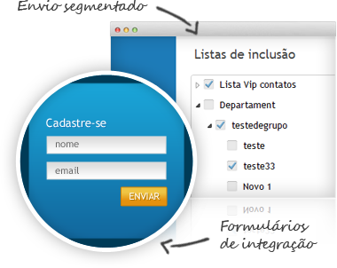 Solu��es de email marketing para ecommerce
